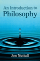 An Introduction to Philosophy (0745616623) cover image