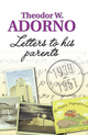 Letters to his Parents: 1939-1951 (0745635423) cover image