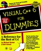 Visual C++ 6 For Dummies (0764503723) cover image