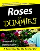 Roses For Dummies, 2nd Edition (0764552023) cover image