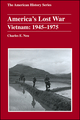 America's Lost War: Vietnam, 1945 - 1975 (0882952323) cover image