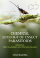 Chemical Ecology of Insect Parasitoids (1118409523) cover image