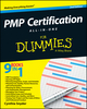 PMP Certification All-in-One For Dummies, 2nd Edition (1118540123) cover image