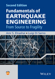 Fundamentals of Earthquake Engineering: From Source to Fragility, 2nd Edition (1118678923) cover image