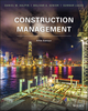 Construction Management, 5th Edition (1119365023) cover image