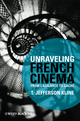 Unraveling French Cinema: From L'Atalante to Caché (1405184523) cover image
