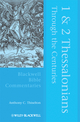 1 and 2 Thessalonians Through the Centuries (1405196823) cover image