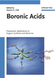 Boronic Acids: Preparation, Applications in Organic Synthesis and Medicine (3527606823) cover image