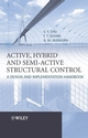 Active, Hybrid, and Semi-active Structural Control: A Design and Implementation Handbook (0470013524) cover image