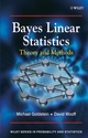 Bayes Linear Statistics: Theory and Methods (0470015624) cover image