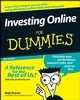 Investing Online For Dummies, 6th Edition (0470228024) cover image