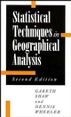 Statistical Techniques in Geographical Analysis, 2nd Edition (0470234024) cover image