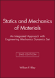 Statics and Mechanics of Materials: An Integrated Approach, 2e with Engineering Mechanics Dynamics, 2e Set (0470418524) cover image