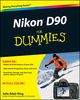 Nikon D90 For Dummies (0470457724) cover image