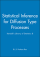 Statistical Inference for Diffusion Type Processes: Kendall's Library of Statistics 8 (0470711124) cover image