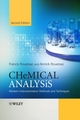 Chemical Analysis: Modern Instrumentation Methods and Techniques, 2nd Edition (0470859024) cover image