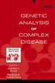 Genetic Analysis of Complex Disease, 2nd Edition (0471089524) cover image
