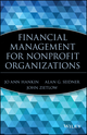 Financial Management for Nonprofit Organizations (0471168424) cover image