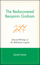The Rediscovered Benjamin Graham: Selected Writings of the Wall Street Legend (0471244724) cover image