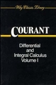 Differential and Integral Calculus, Volume 1, 2nd Edition (0471608424) cover image
