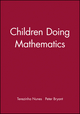 Children Doing Mathematics (0631184724) cover image