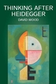 Thinking After Heidegger (0745616224) cover image