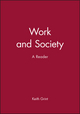 Work and Society: A Reader (0745622224) cover image