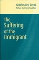 The Suffering of the Immigrant (0745626424) cover image