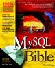 MySQL Bible (0764549324) cover image