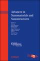 Advances in Nanomaterials and Nanostructures (1118060024) cover image