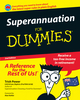 Superannuation For Dummies, 2nd Edition (1118348524) cover image