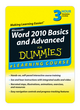 Word 2010 For Dummies eLearning Course (Basics & Advanced) - Digital Only (30 Day) (1118459024) cover image