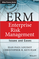 ERM - Enterprise Risk Management: Issues and Cases (1118539524) cover image