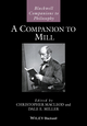 A Companion to Mill (1118736524) cover image