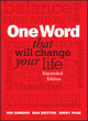 One Word That Will Change Your Life, Expanded Edition (1118809424) cover image