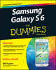 Samsung Galaxy S6 for Dummies (1119120624) cover image