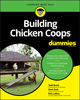 Building Chicken Coops For Dummies (1119543924) cover image