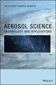 Aerosol Science: Technology and Applications (1119977924) cover image