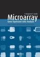 Microarray Gene Expression Data Analysis: A Beginner's Guide (1405106824) cover image