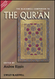 The Blackwell Companion to the Qur'an (1405117524) cover image