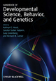 Handbook of Developmental Science, Behavior, and Genetics (1405187824) cover image