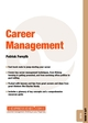 Career Management (1841121924) cover image