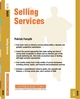 Selling Services: Sales 12.06 (1841125024) cover image