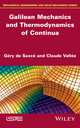 Galilean Mechanics and Thermodynamics of Continua (1848216424) cover image