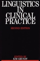 Linguistics in Clinical Practice, 2nd Edition