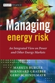 Managing Energy Risk: An Integrated View on Power and Other Energy Markets (0470029625) cover image