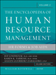 Encyclopedia of Human Resource Management, Volume 2, Human Resources and Employment Forms (0470257725) cover image