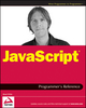 JavaScript Programmer's Reference (0470344725) cover image