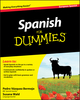 Spanish For Dummies (0470664525) cover image