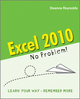 Excel 2010 - No Problem! (0470710225) cover image